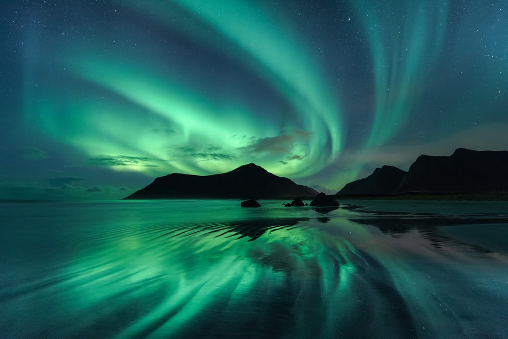 2017 yılının ödüle aday astronomi fotoğrafları 8