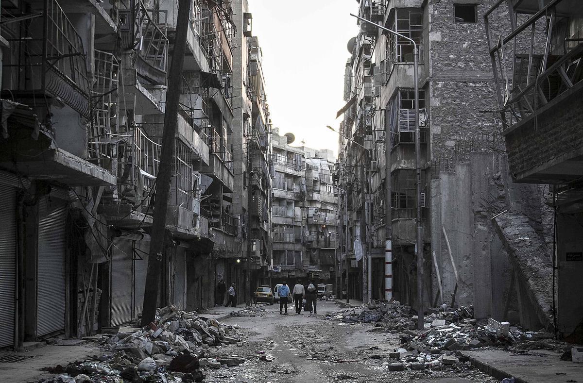 Suriye'de varlık-yokluk savaşı 11