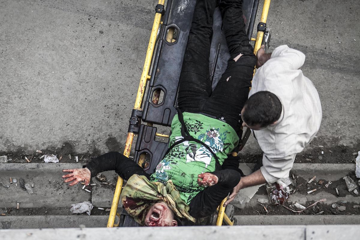 Suriye'de varlık-yokluk savaşı 12