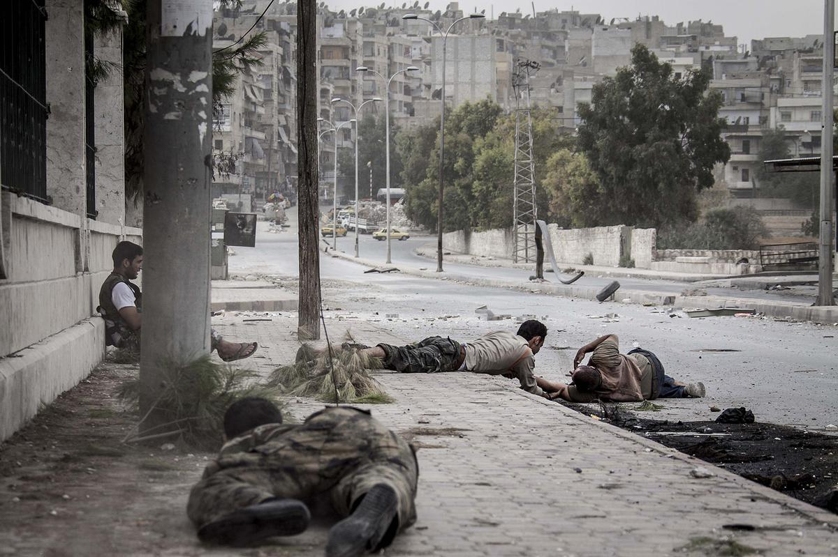 Suriye'de varlık-yokluk savaşı 13