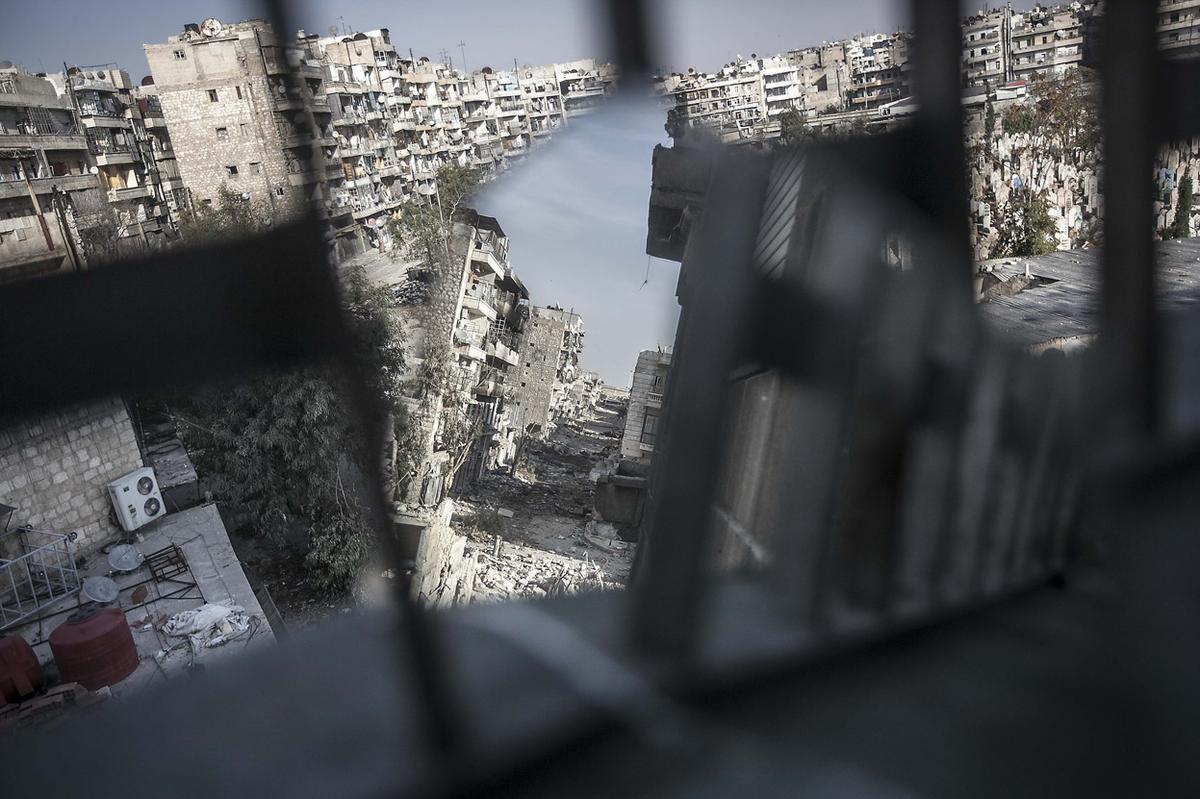 Suriye'de varlık-yokluk savaşı 14