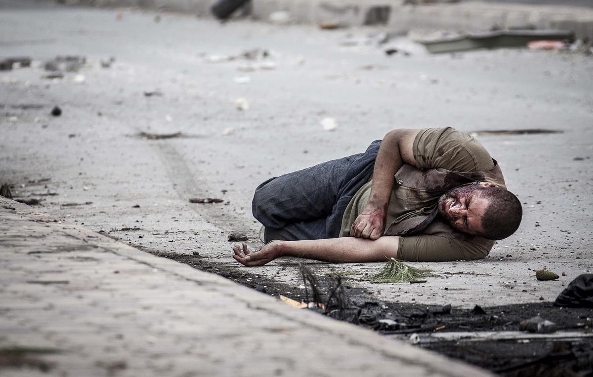 Suriye'de varlık-yokluk savaşı 15
