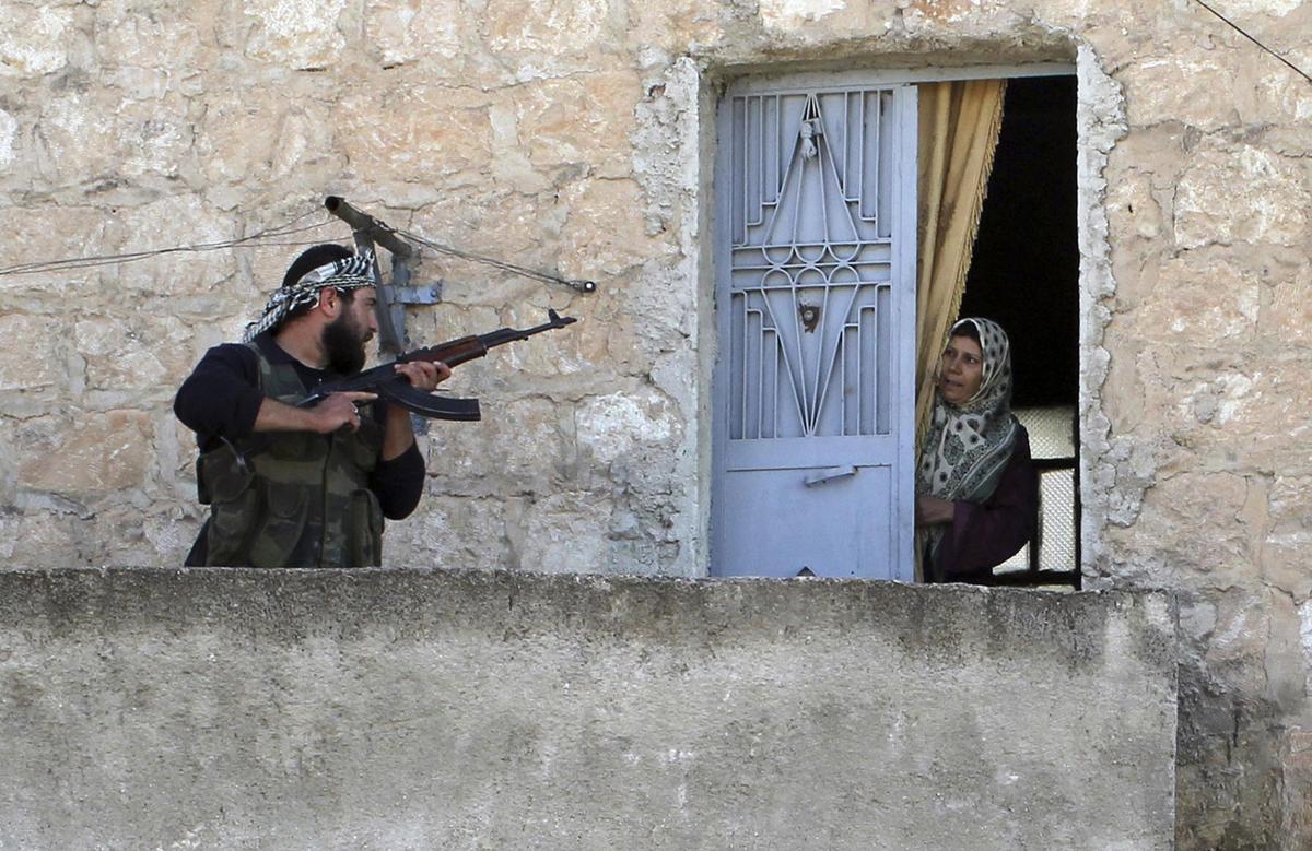 Suriye'de varlık-yokluk savaşı 17