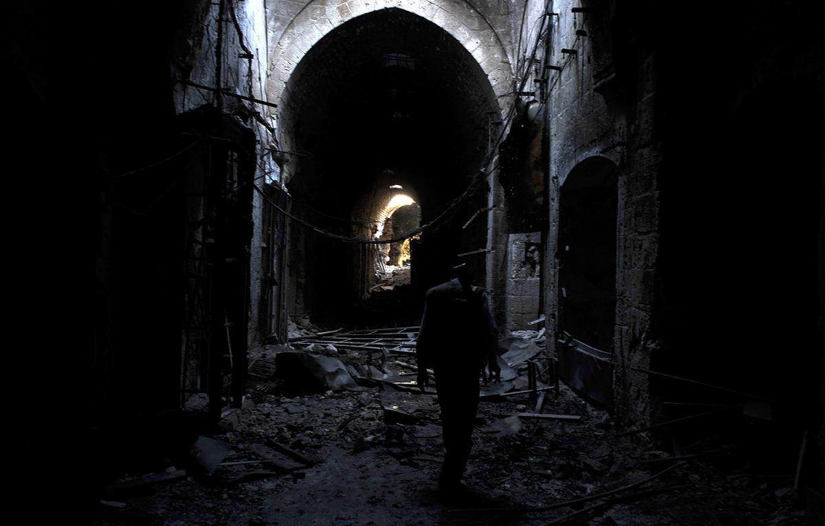 Suriye'de varlık-yokluk savaşı 18