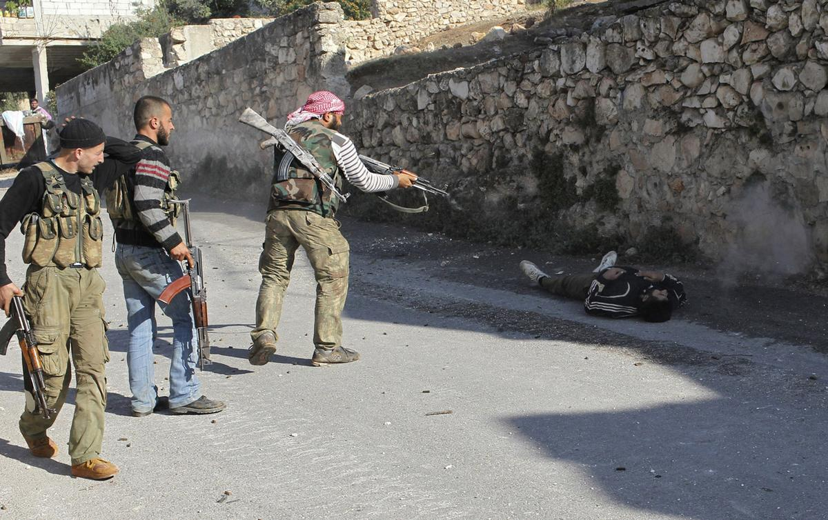 Suriye'de varlık-yokluk savaşı 19