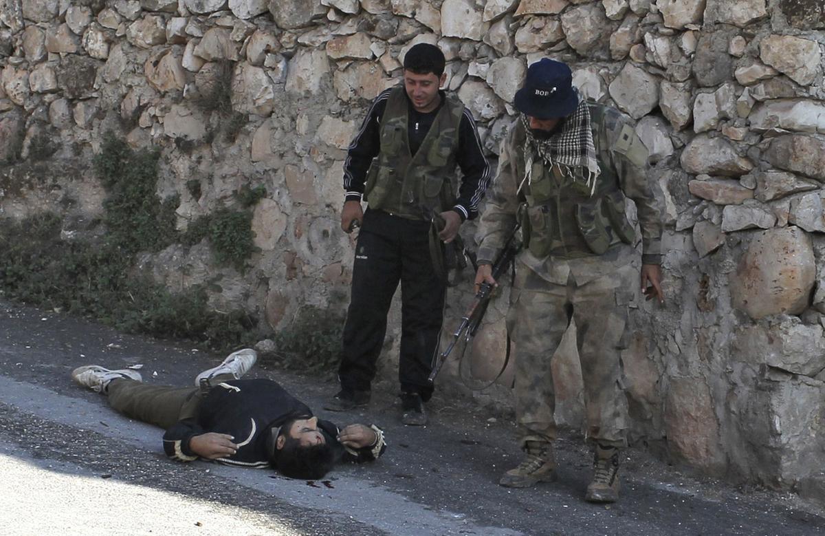 Suriye'de varlık-yokluk savaşı 2