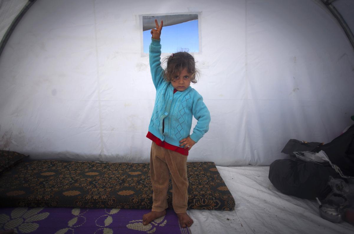 Suriye'de varlık-yokluk savaşı 20