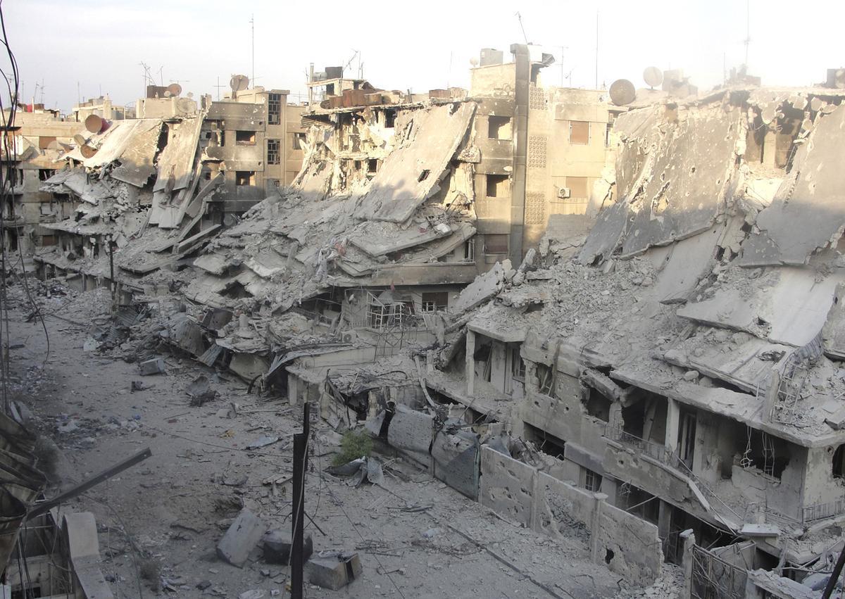 Suriye'de varlık-yokluk savaşı 21