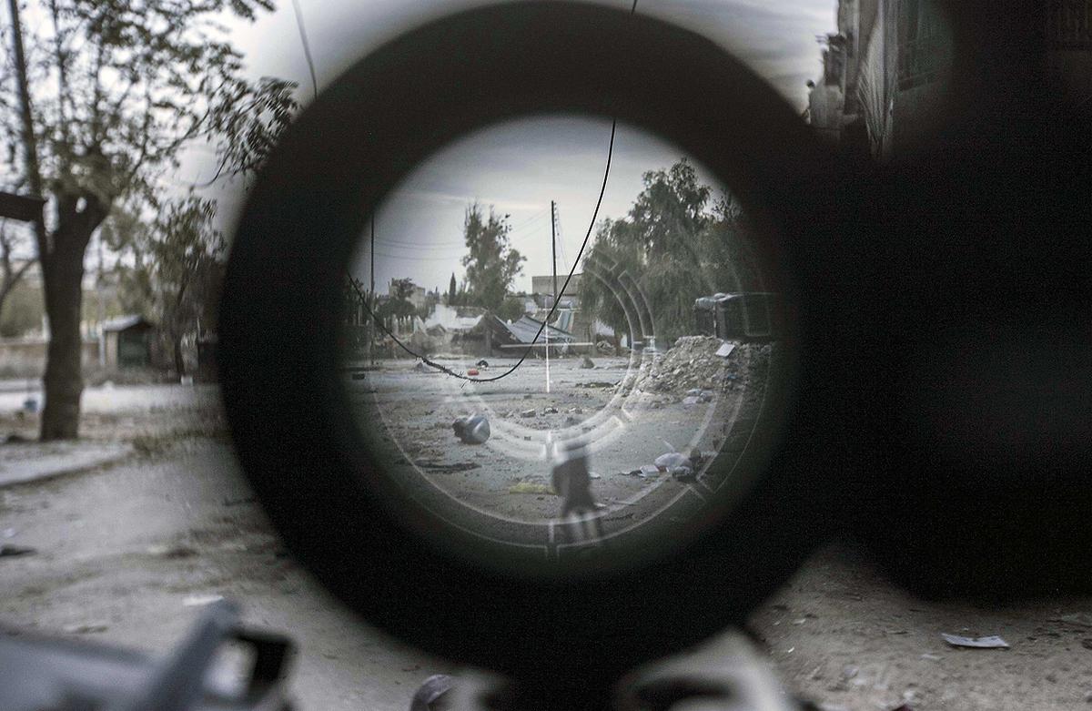 Suriye'de varlık-yokluk savaşı 23