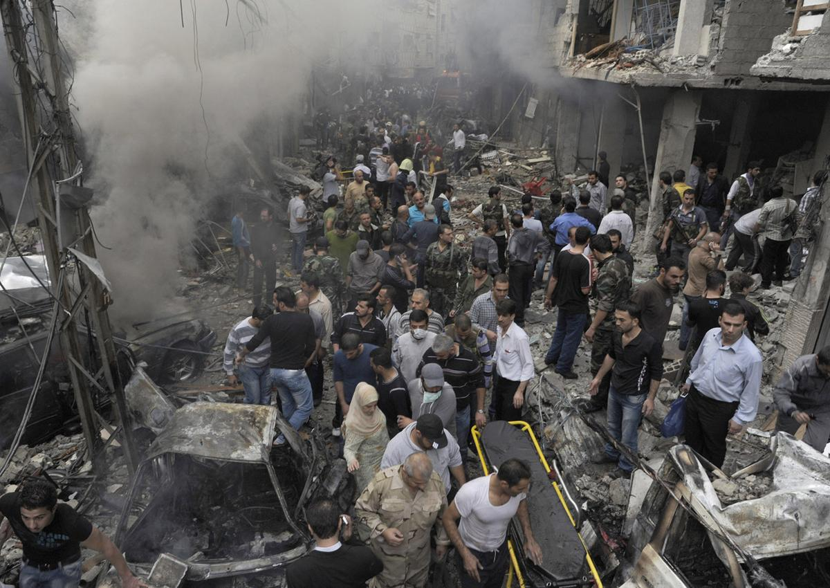 Suriye'de varlık-yokluk savaşı 25