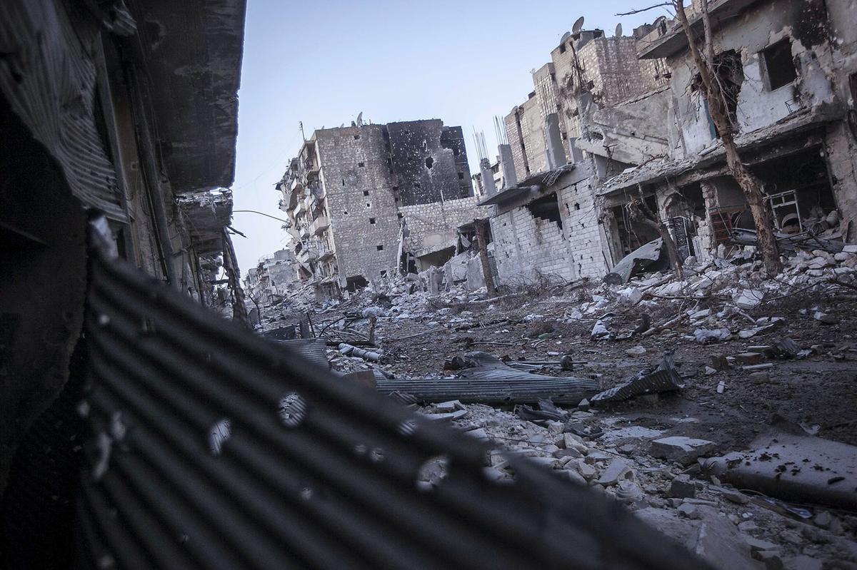 Suriye'de varlık-yokluk savaşı 27