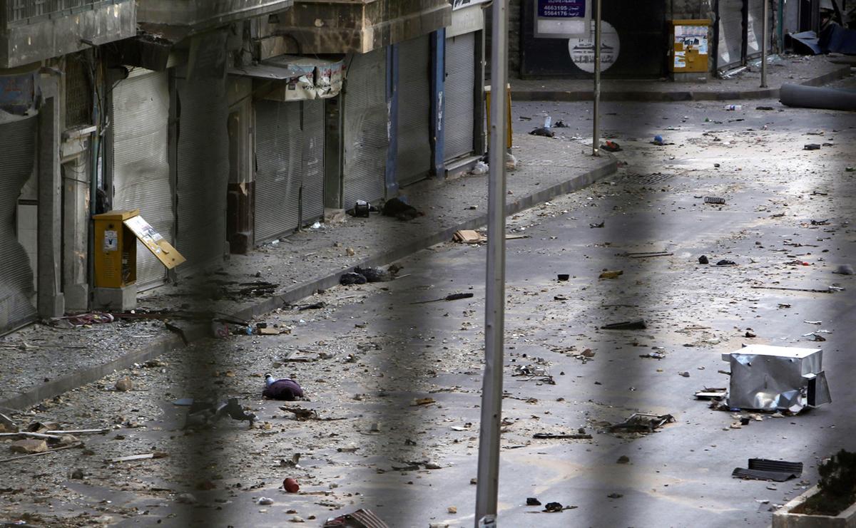 Suriye'de varlık-yokluk savaşı 28