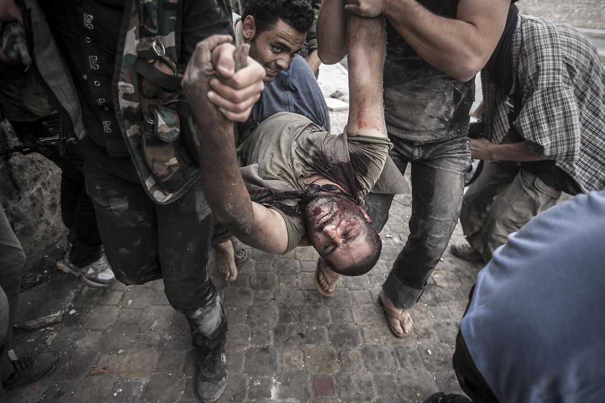 Suriye'de varlık-yokluk savaşı 29