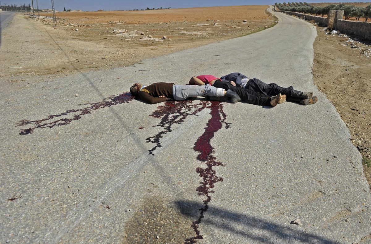 Suriye'de varlık-yokluk savaşı 3