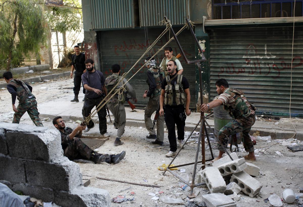 Suriye'de varlık-yokluk savaşı 30