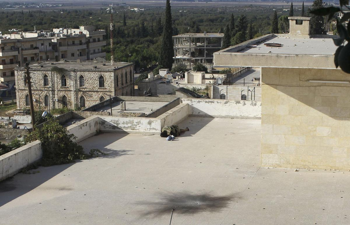 Suriye'de varlık-yokluk savaşı 32