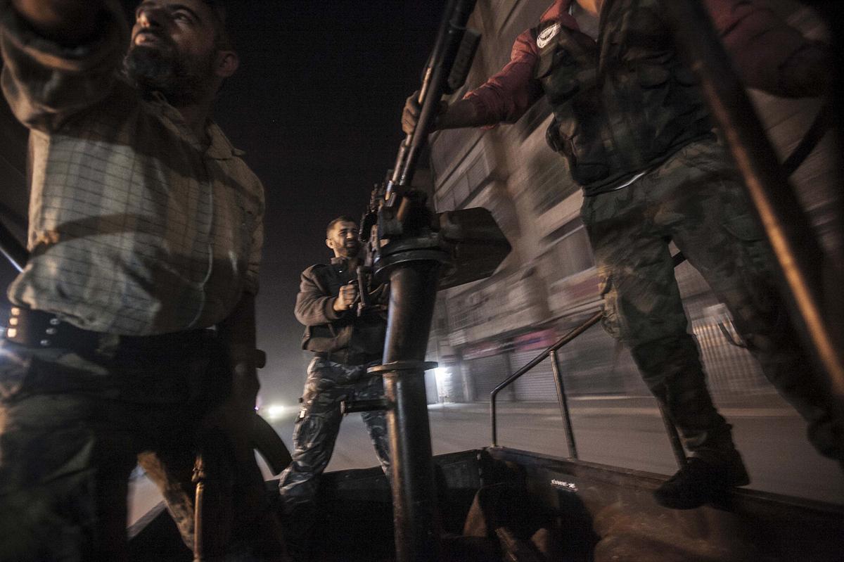 Suriye'de varlık-yokluk savaşı 33