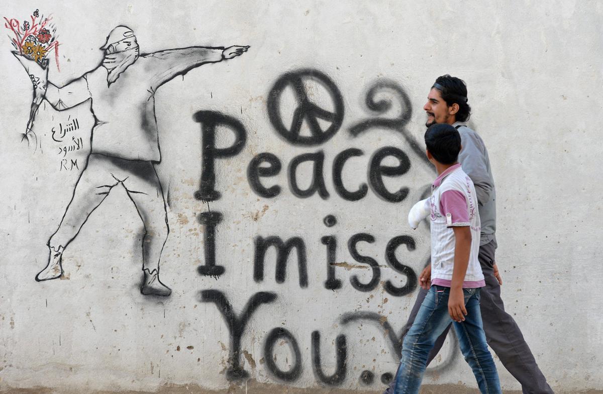 Suriye'de varlık-yokluk savaşı 34