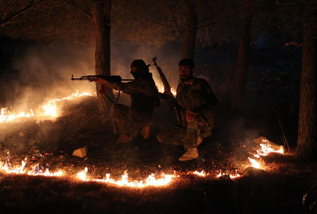 Suriye'de varlık-yokluk savaşı 35