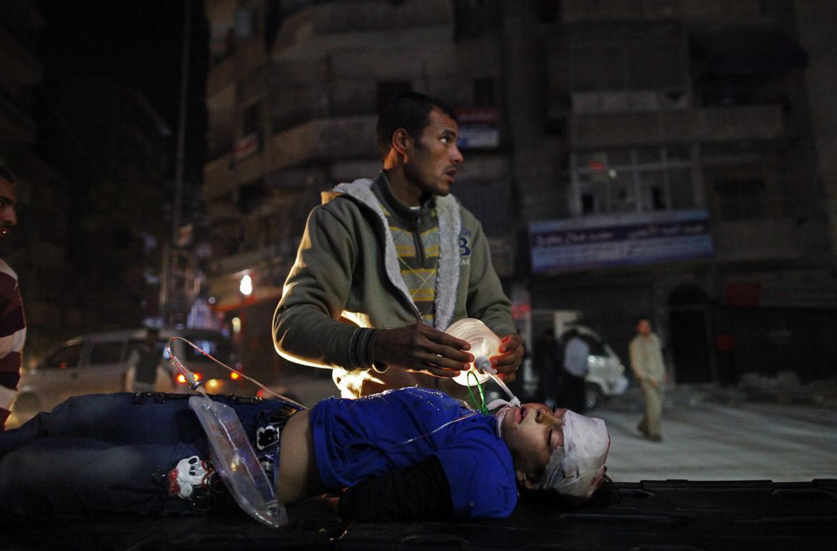 Suriye'de varlık-yokluk savaşı 36