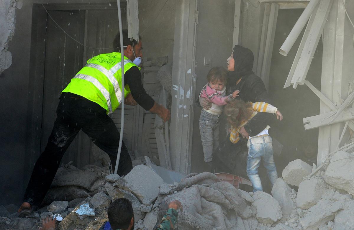 Suriye'de varlık-yokluk savaşı 37