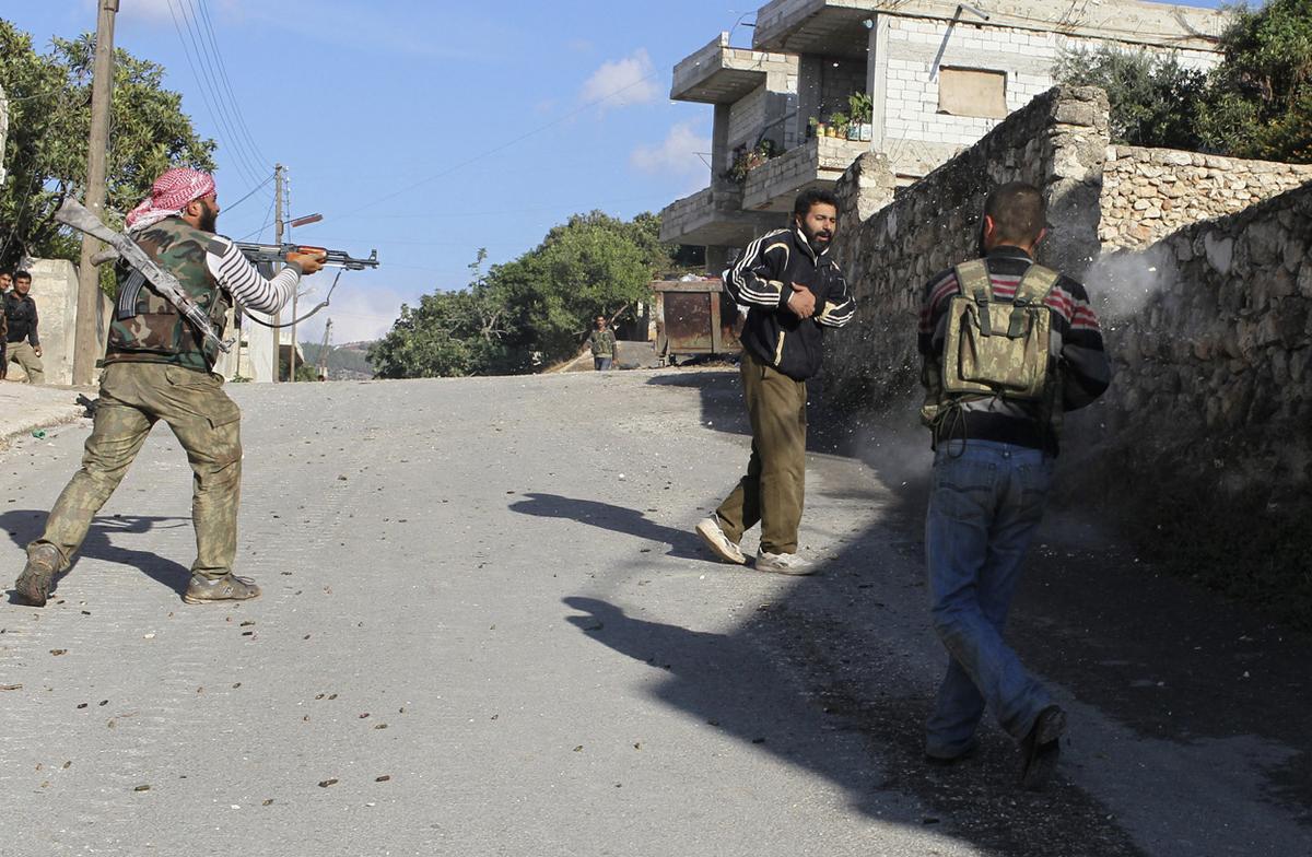 Suriye'de varlık-yokluk savaşı 38