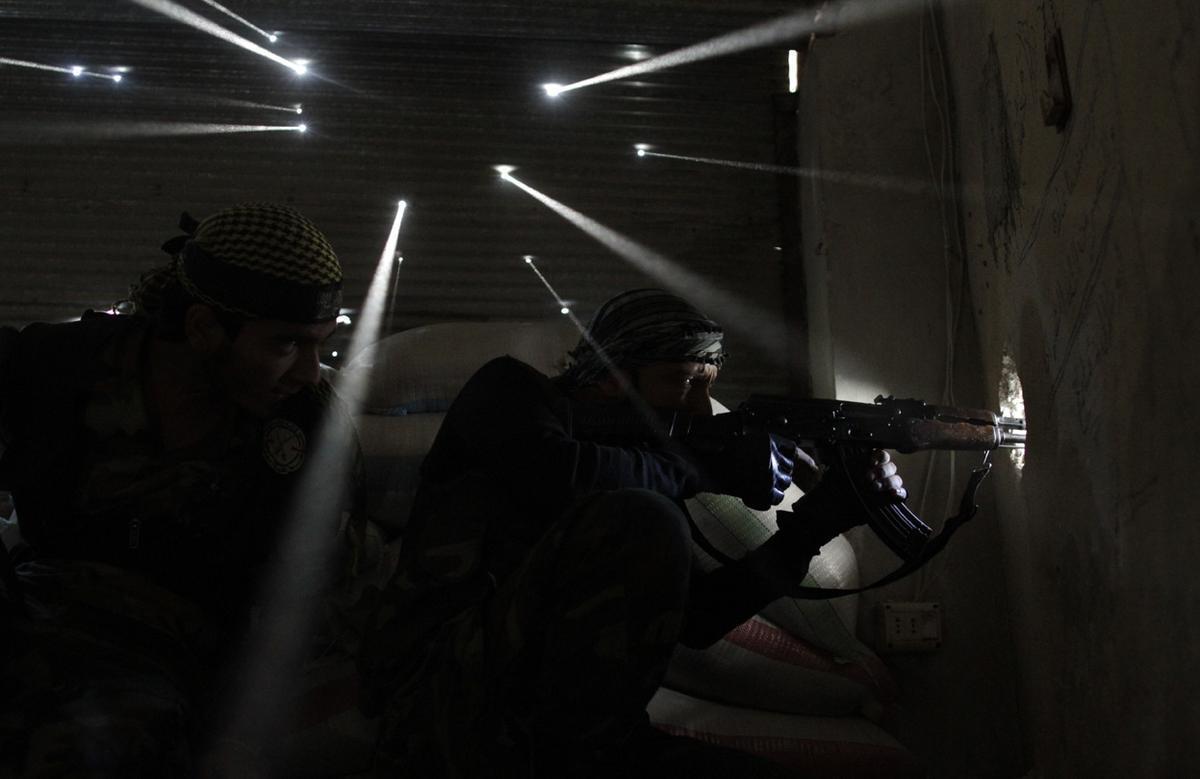 Suriye'de varlık-yokluk savaşı 39