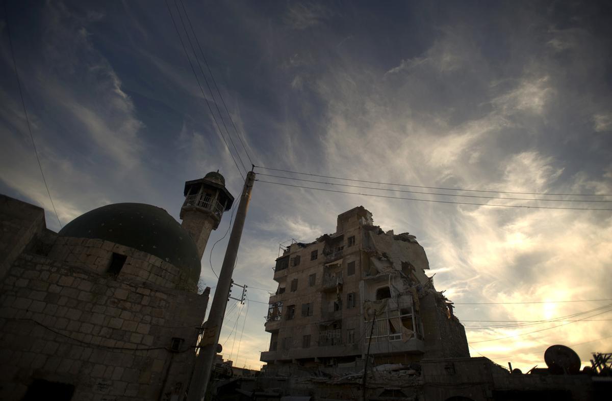 Suriye'de varlık-yokluk savaşı 40