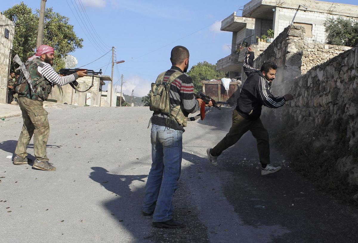 Suriye'de varlık-yokluk savaşı 41