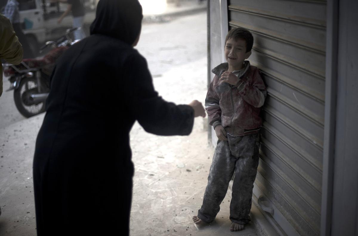 Suriye'de varlık-yokluk savaşı 42