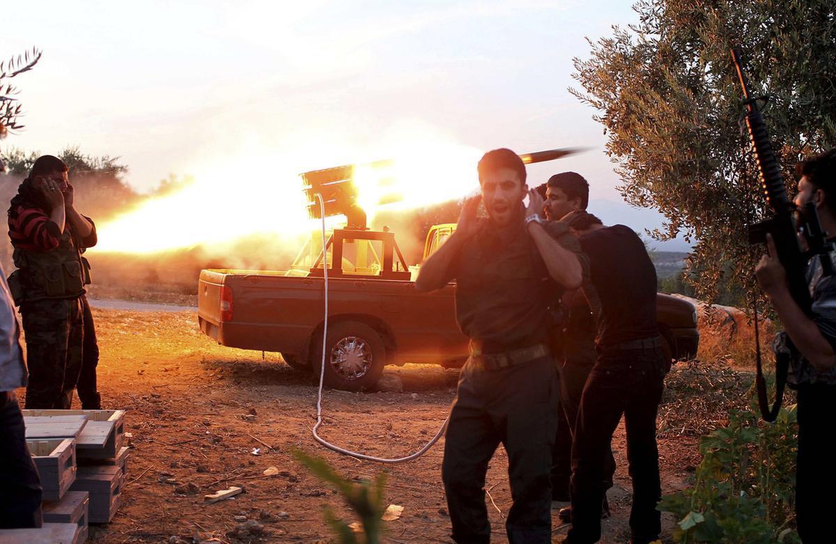 Suriye'de varlık-yokluk savaşı 45