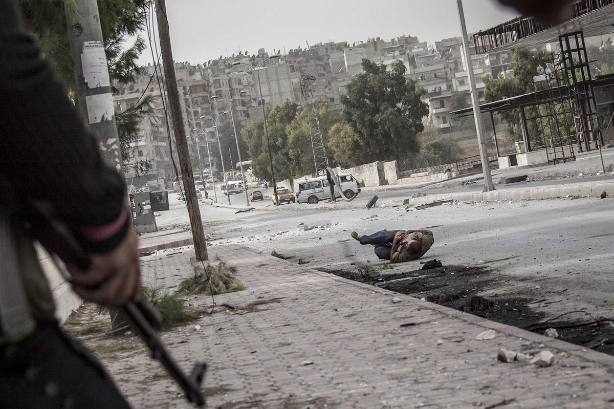 Suriye'de varlık-yokluk savaşı 46