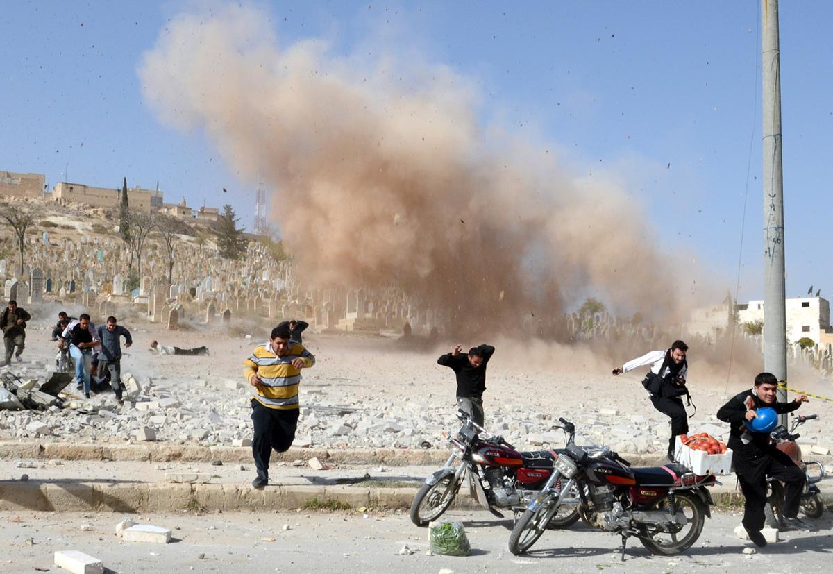 Suriye'de varlık-yokluk savaşı 6