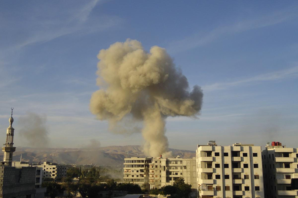 Suriye'de varlık-yokluk savaşı 7