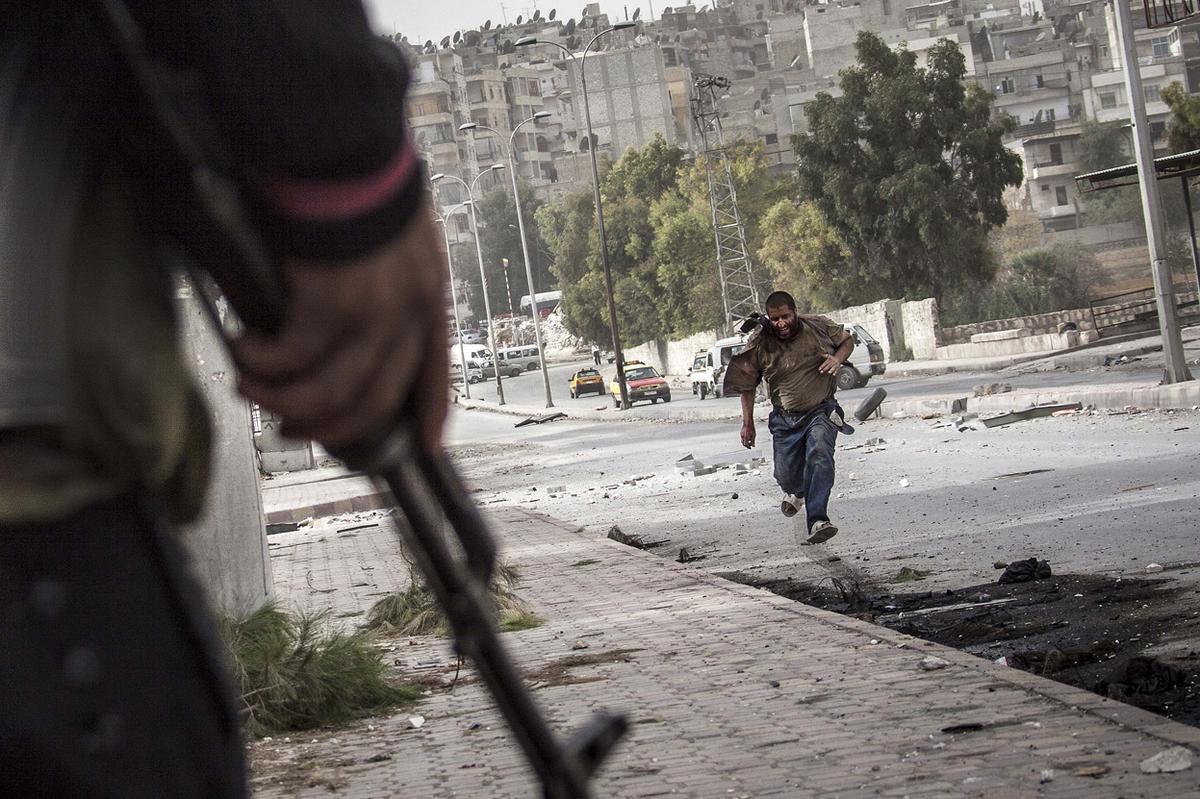 Suriye'de varlık-yokluk savaşı 8