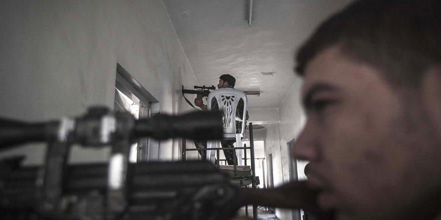 Suriye'de varlık-yokluk savaşı