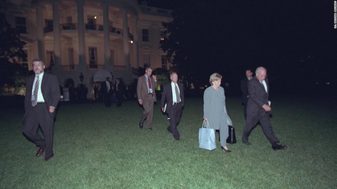 11 Eylül Günü Beyaz Saray 13