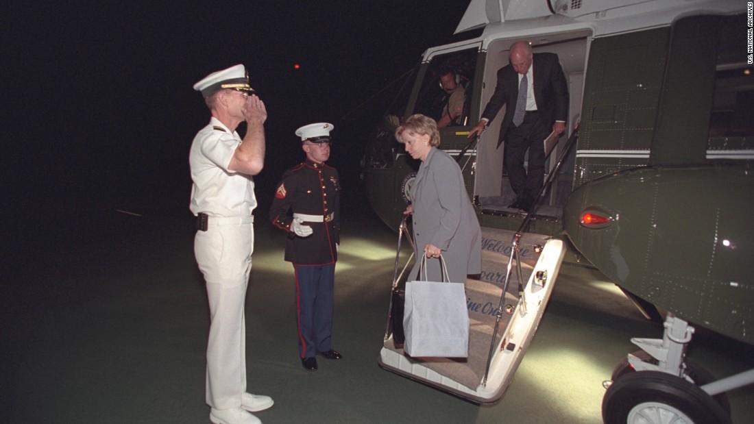 11 Eylül Günü Beyaz Saray 15
