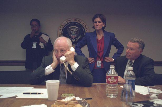 11 Eylül Günü Beyaz Saray 18