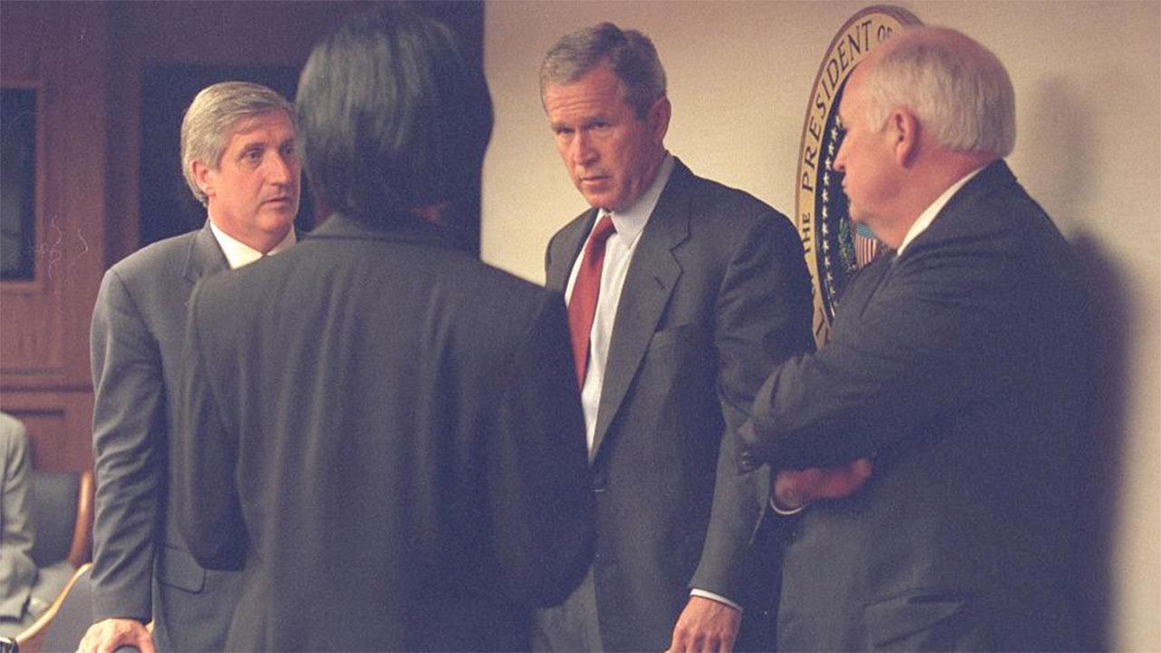 11 Eylül Günü Beyaz Saray 4