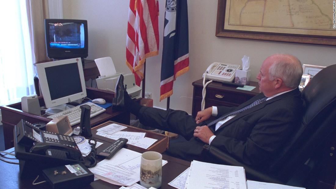 11 Eylül Günü Beyaz Saray 8