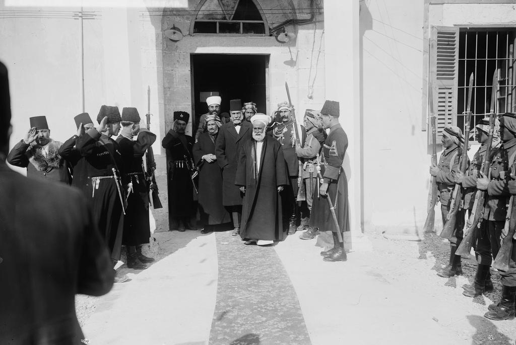 Tarihe damgasını vuran Arap liderler 1
