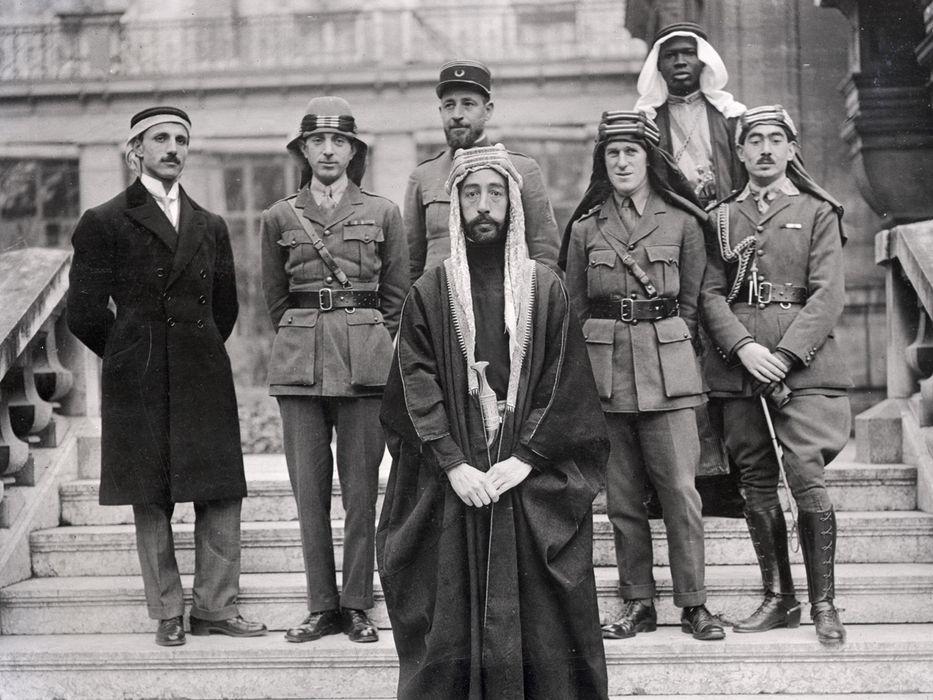 Tarihe damgasını vuran Arap liderler 2