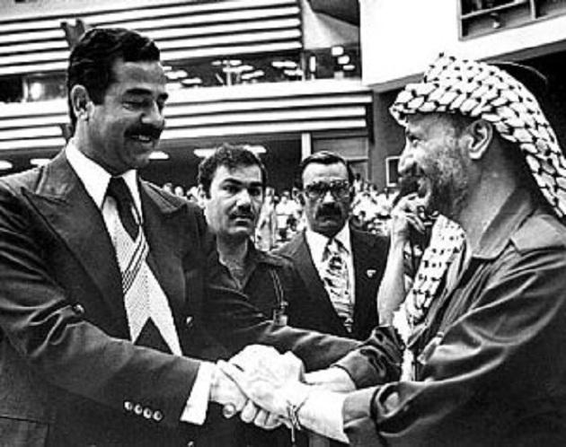 Tarihe damgasını vuran Arap liderler 6