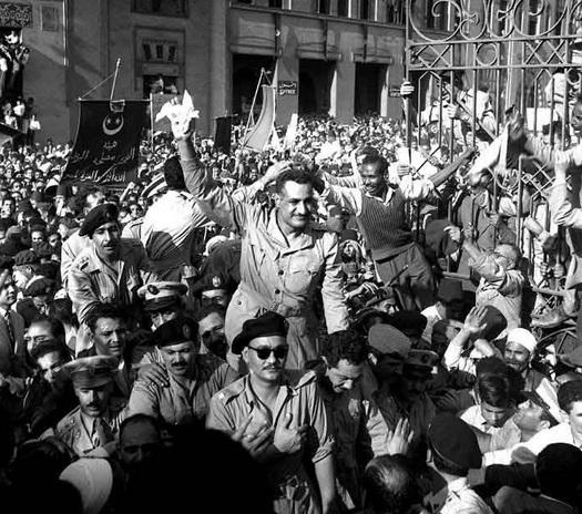 Tarihe damgasını vuran Arap liderler 8