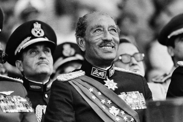Tarihe damgasını vuran Arap liderler 9