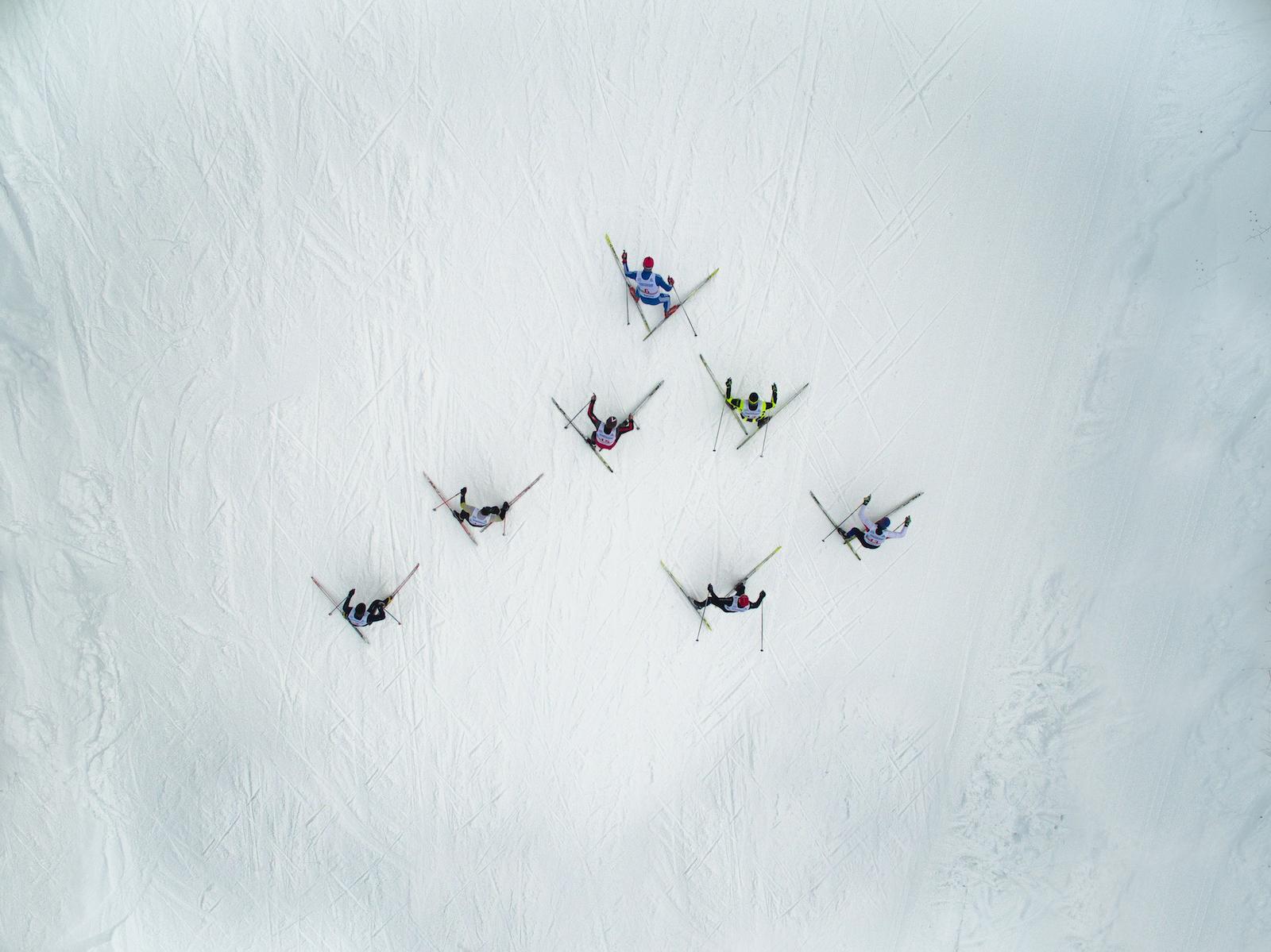 En iyi 19 drone fotoğrafı 8