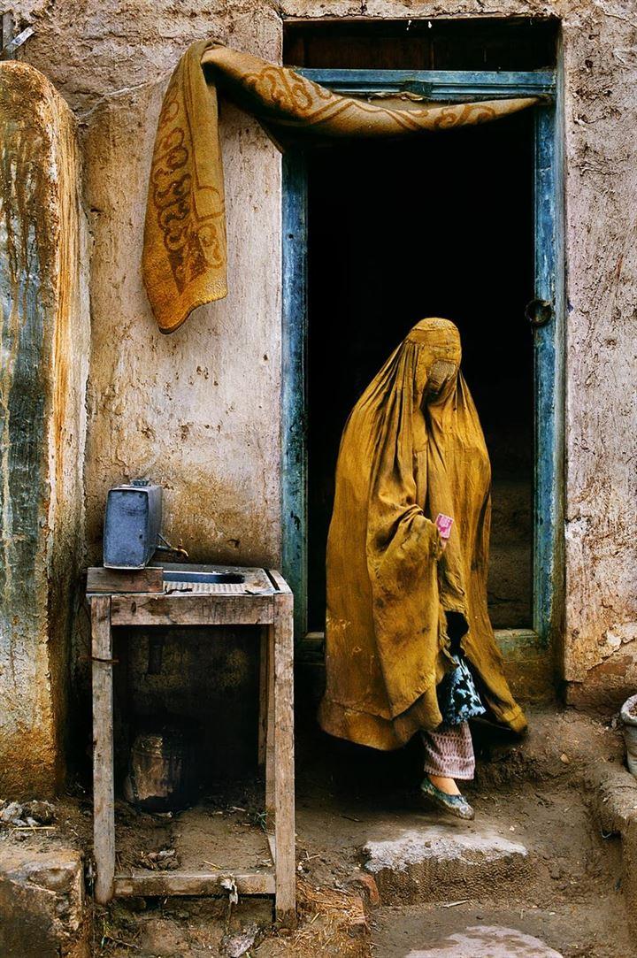Steve McCurry'nin gözünden Afganistan 1