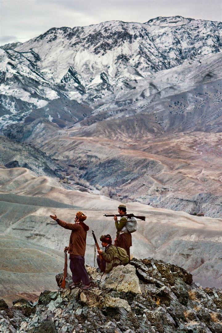 Steve McCurry'nin gözünden Afganistan 2