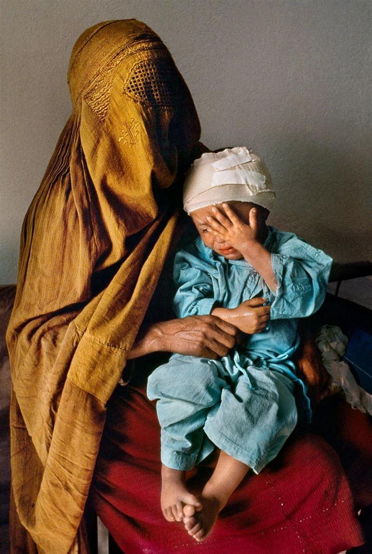 Steve McCurry'nin gözünden Afganistan 3
